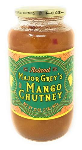 Indian Major Grey Mango Chutney ()