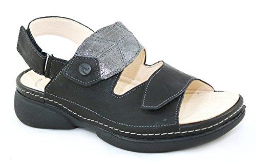 THINK! Damen Sandale CAMBIO sz/kombi 80403-09