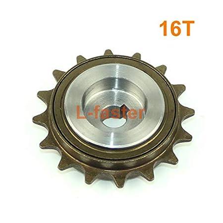 L-faster Rueda Libre 16T para Motor Unite 1/2