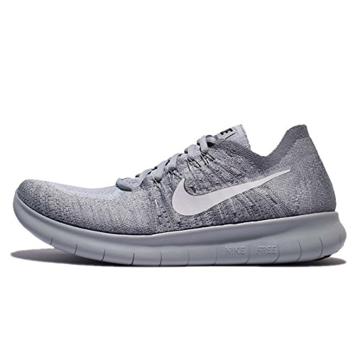 NIKE Free RN Flyknit 2017 Mens Running Shoes (9.5 D(M) US)