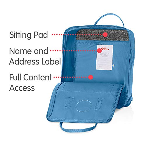 Fjallraven - Kanken Classic Backpack for Everyday, Air Blue