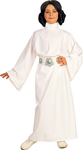 Kid's Star Wars Princess Leia Costume (Size:Medium 8-10) for $<!--$22.16-->