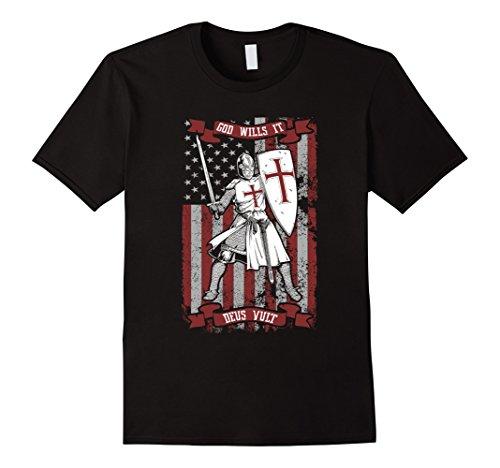 mens-god-wills-it-deus-vult-cool-deus-vult-shirt-xl-black