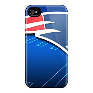 Top Quality Protection New England Patriots Cases Covers For Iphone 4/4s