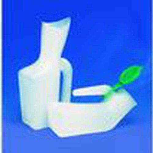 APEX/CAREX HEALTHCARE Plastic Urinal, 5 pack