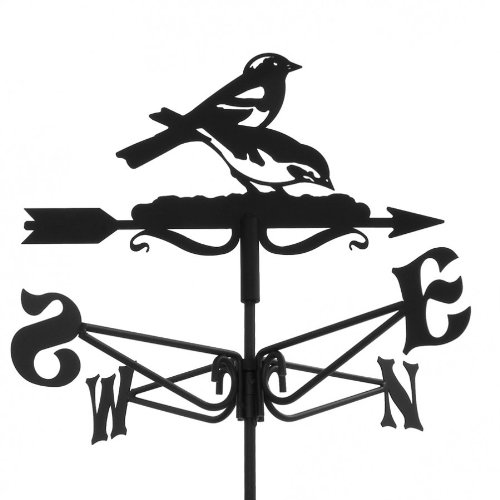 Chaffinches Mini Weathervane Country Charm Weathervanes
