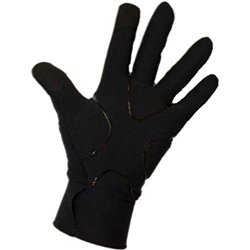 Asics Running Gloves (ASICS Lite-Show Glove, Black, Large/X-Large)