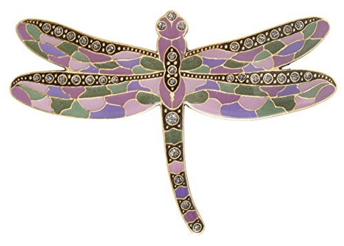 FRANCE LUXE Dandy Dragonfly Barrette - Pink