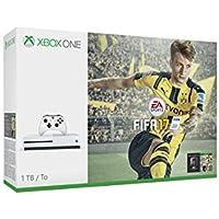 XBOX ONE S 1TB CONSOLE WHITE FIFA 17 BUNDLE