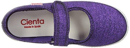 Cienta 56013 Glitter Mary Jane Fashion Sneaker,Purple,27 EU (9.5 M US Toddler) by Cienta (Image #8)
