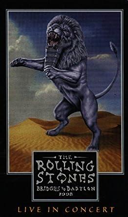 The Rolling Stones: Bridges to Babylon Tour 97-98 Reino ...