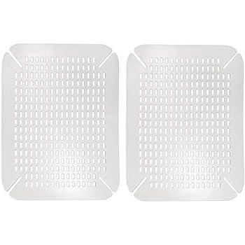 Amazon Com Interdesign Lineo Kitchen Silicone Sink