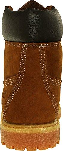 Timberland Womens 6 Premium Boot Brown Ruggine