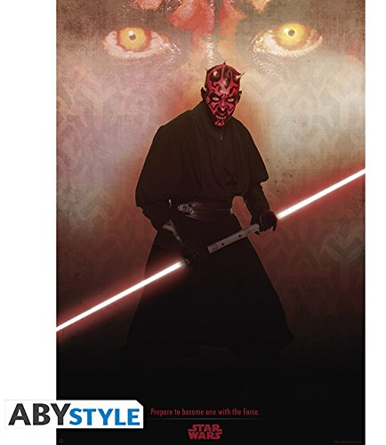 Star Wars: Darth Maul Poster