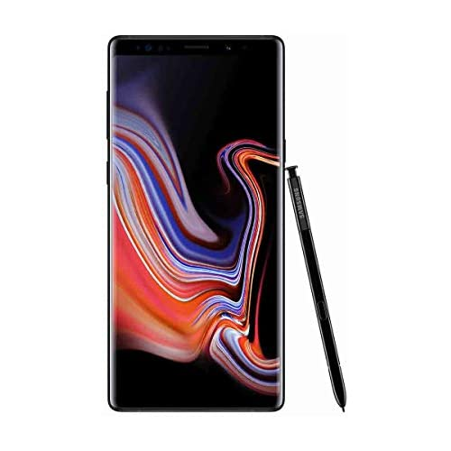 chollos oferta descuentos barato Samsung SM N960F DS Galaxy Note9 6 4 6 GB RAM 128 GB Memoria 8MP Camara Negro Midnight Black