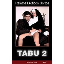 Tabú 2 (Relatos Eróticos Cortos nº 4)