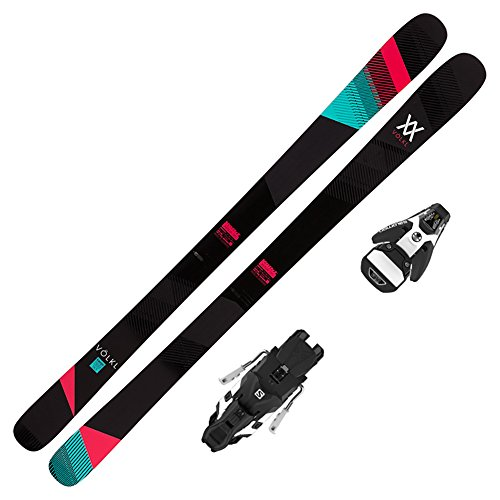 2017 Volkl Kenja Skis w/ Salomon STH2 13 Bindings