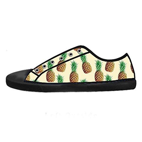 Outlet Novedades Custom Fumetto di ananas Mens Canvas shoes I lacci delle scarpe in Alto sopra le scarpe da ginnastica di scarpe scarpe di Tela. Visita Barato Con La Venta De Tarjetas De Crédito En Línea TPUUgYlt
