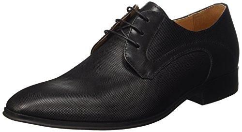 Belmondo 752259 01 - Zapatos de cordones derby Hombre Negro - negro