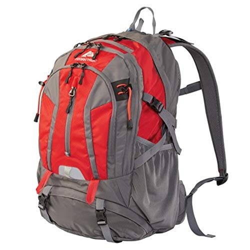 Ozark Trail 36L Kachemak Hydration-Compatible Backpack-Model OT150-04002-RED7