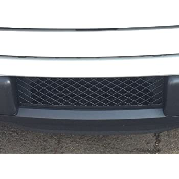 Amazon.com: EcoBoost Grilles 2012 Ford F150 Lower Bumper Grille - Chrome OEM Style Durable ABS