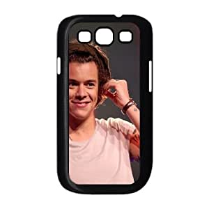 Samsung Galaxy S3 9300 Cell Phone Case Black hb65 harry styles geminis music Y7Y7ST