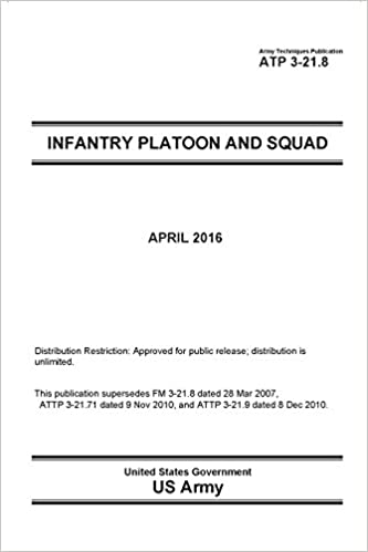 Amazon army techniques publication atp 3 218 infantry amazon army techniques publication atp 3 218 infantry platoon and squad april 2016 ebook united states government us army kindle store fandeluxe Images