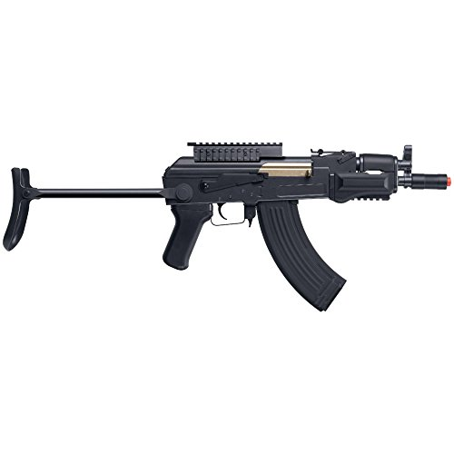(Game Face GF76 Carbine Airsoft Rifle, Black)