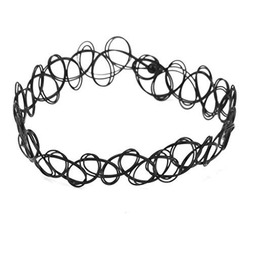 Vintage Tattoo Elastic Stretch Bracelet