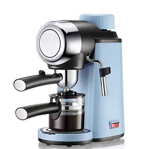 Gib nie auf Cafetera espresso, bomba de presión de 5 bares, cafetera de 800 W, 240 ml, cafetera espresso barista (color…