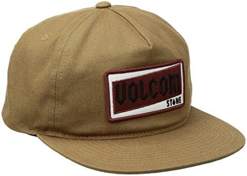 Volcom Men's Rotor Hat, Nutmeg One Size ()