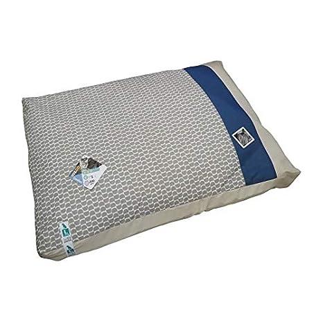 YAGO Matelas ou couchage confort Goteborg - 100 x 70 x 15 cm - Motifs graphiques - Pour chien: Amazon.es: Productos para mascotas