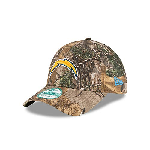 (New Era San Diego Chargers The League Realtree Camo 9FORTY Adjustable Hat/Cap)