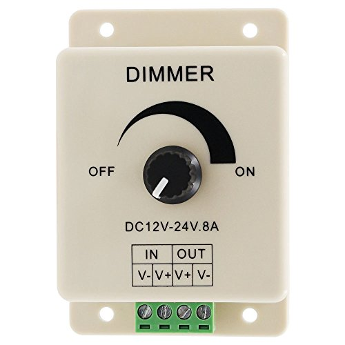 DC12 24V Controller 0 100 Brightness Products
