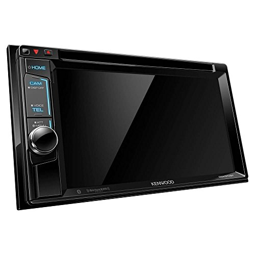 Kenwood DDX374BT 2-DIN Bluetooth In-Dash CD/DVD/DM Receiver with 6.2'' Touchscreen by Kenwood (Image #2)