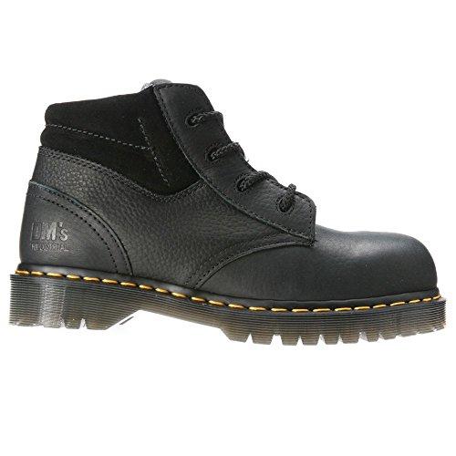 Stivali Da Lavoro Martens: Mens R12230002 Stivali Da Lavoro Di Sicurezza Industriale Icon Black - Nero