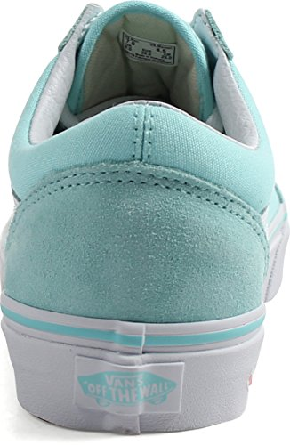 Zapatillas De Skate Vans Unisex Old Skool Classic Arube Blue True White