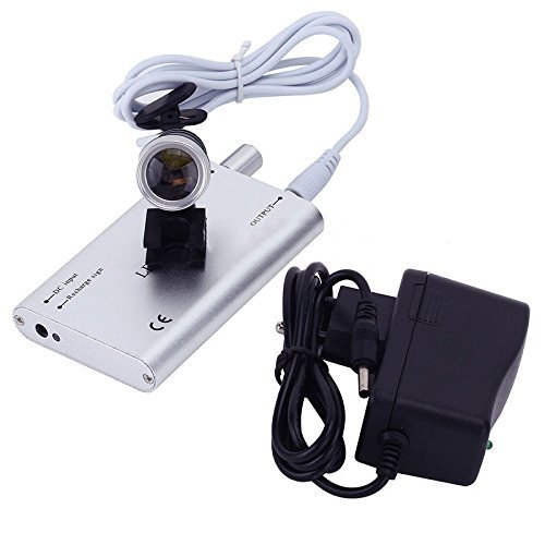 Dental Surgical Portable Led Head Light Lamp in US - 4