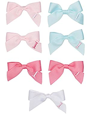 Baby Girls' Initial Hair Bow I Set