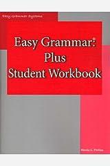 Easy Grammar: Plus Student Workbook Paperback