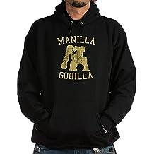 CafePress - manilla gorilla mohammed ali retro Hoodie (dark) - Pullover Hoodie, Classic & Comfortable Hooded Sweatshirt