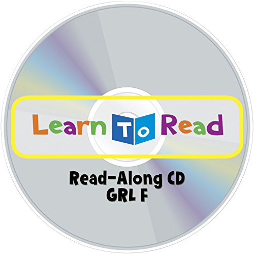Creative Teaching Press Learn to Read-Along CD, Level F, Set 1, Books Not Included ()
