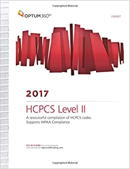 HCPCS Level II Expert 2017 (Spiral) Free Download