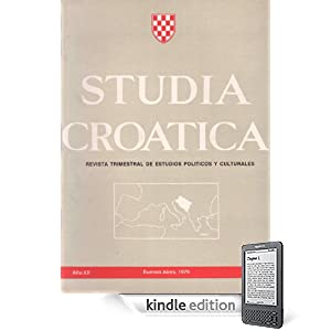 Studia Croatica - números 72-73 - 1978 (Spanish Edition) (Kindle Edition)
