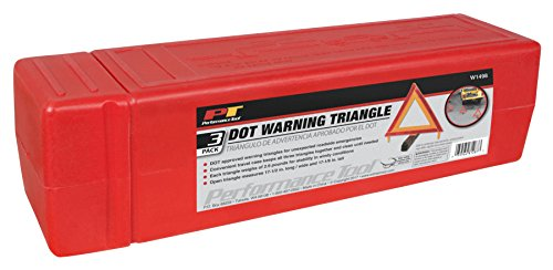 Performance Tool W2343 LED Road Flares 3 Pack