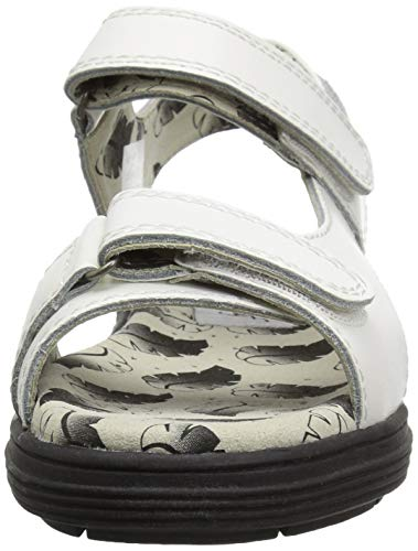 Pictures of Golfstream Women's Two Strap Sandal Sport G2083 White 2 9 M US 6