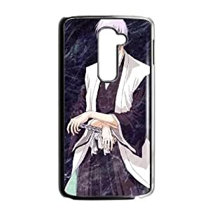 LG G2 Cell Phone Case Covers Black funny Bleachs D4611988