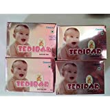 Vishal Store Tedibar Soap 75g (pack of 4)