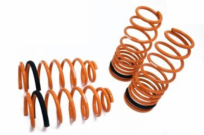 99 accord lowering springs - 2