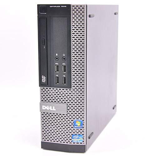 Dell OptiPlex 7010 SFF 3rd Gen Quad Core i5-3470 8GB 480GB SSD DVDRW Windows 10 Professional 64-Bit Desktop PC Computer…
